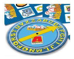 AlfaBingo Bingo das letras - Algazarra