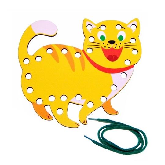 Alinhavo Gato - Maninho Artesanatos