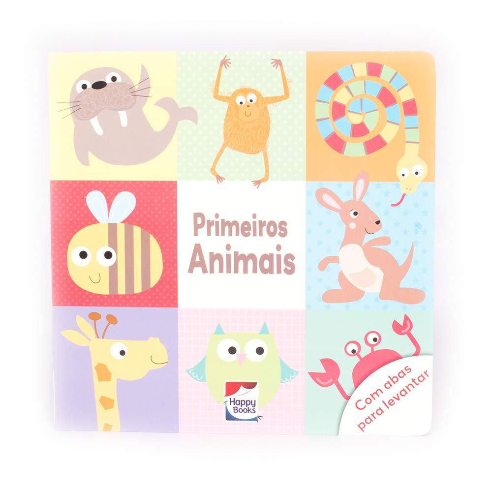 Bebê Olha e Diz: Primeiros Animais