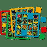 Bingo das Palavras 64 Peças - Babebi