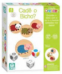 Cadê O Bicho - Nig Brinquedos