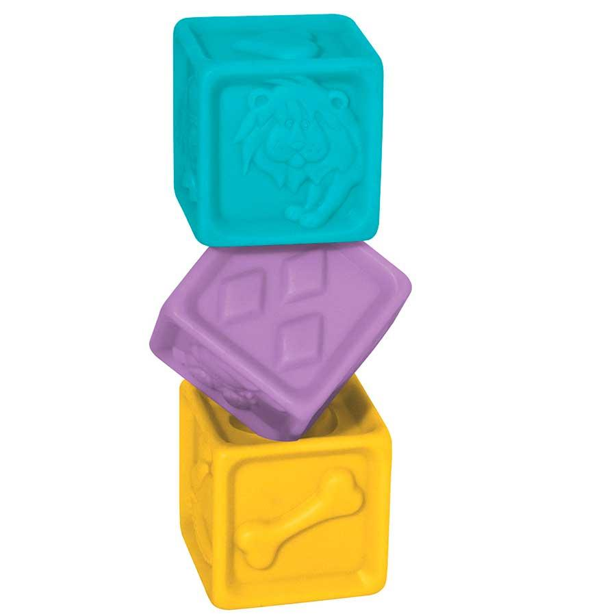 Cubos de Empilhar - Pais & Filhos