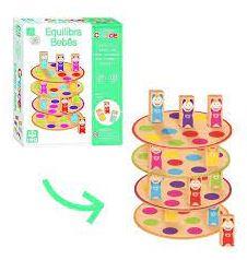 Equilibra Bebês - Nig Brinquedos