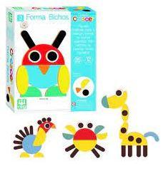 Forma Bichos - Nig Brinquedos