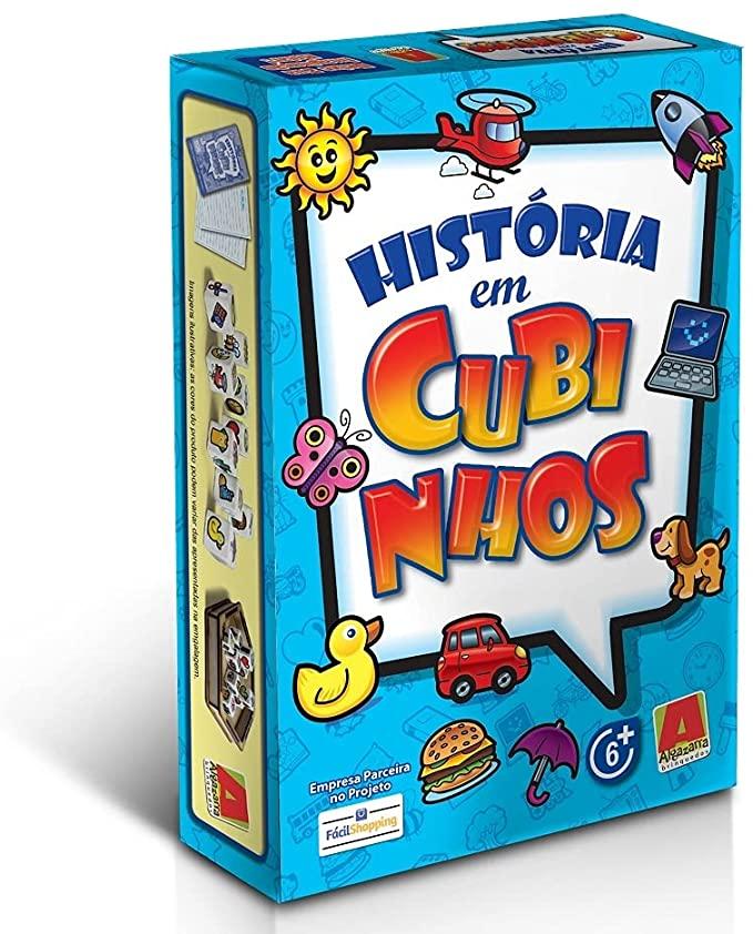 História em Cubinhos - Algazarra