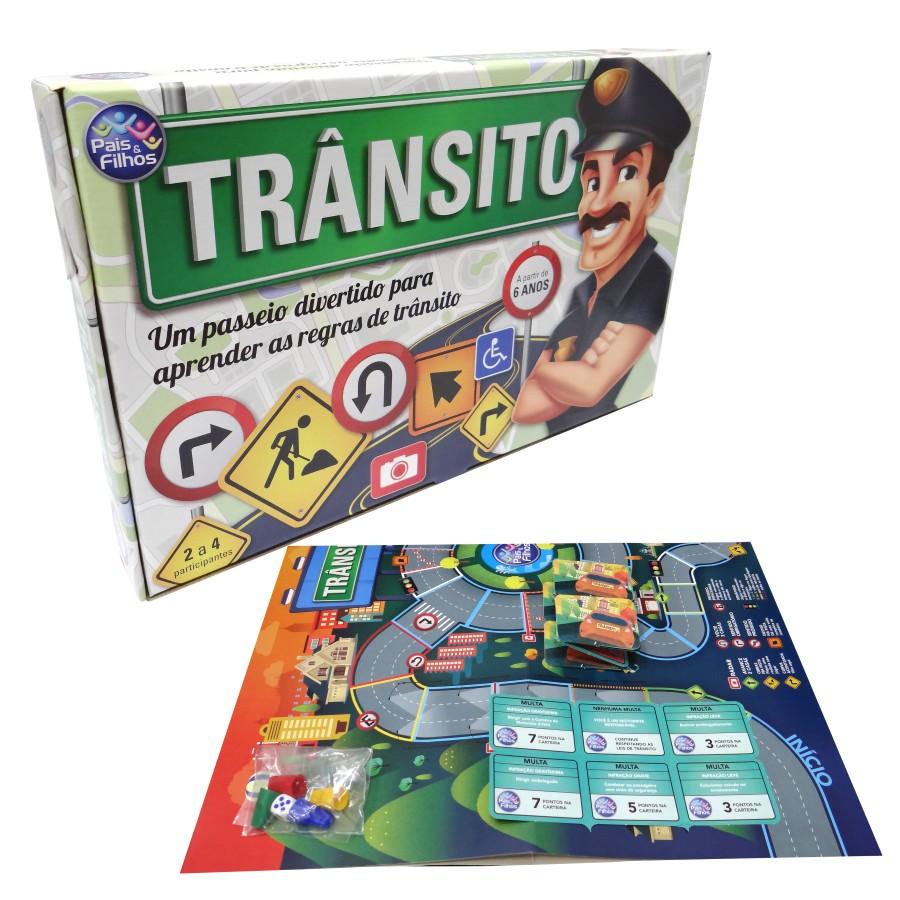 Jogo do Trânsito - Pais & Filhos