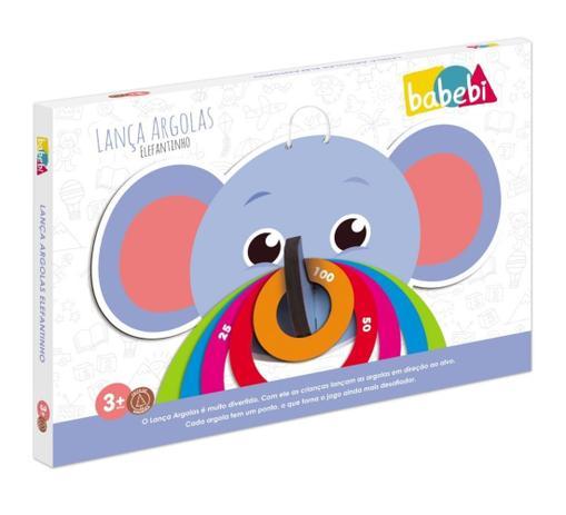 Lança Argolas Elefantinho - Babebi