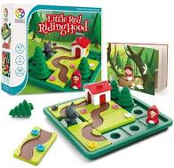 Little Red Riding Hood Deluxe - Jogo do Chapéuzinho Vermelho - Tooky Toy
