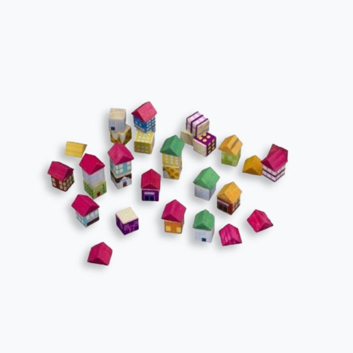 Pequeno Construtor Cidade Gigante - Bate Bumbo