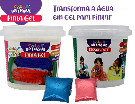 Pinta Gel - Color Brinque
