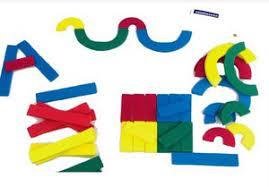 Placas Construtoras - Materiais para Brincar