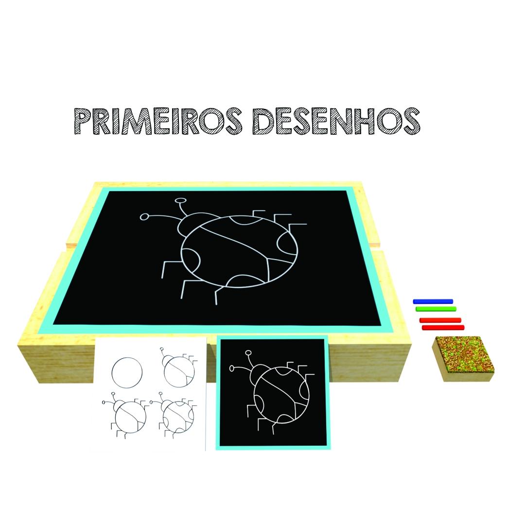 Primeiros Desenhos