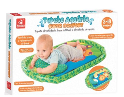 Tapete Baby Confort - Brincadeira de Criança