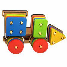 Trem Pedagógico – Maninho Artesanatos