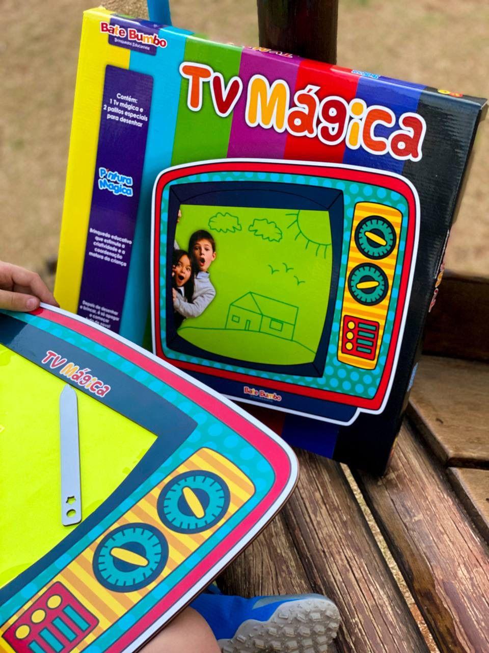 TV Mágica (Lousa Mágica) - Bate Bumbo