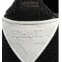 Tênis Knit Logo Preto Schutz