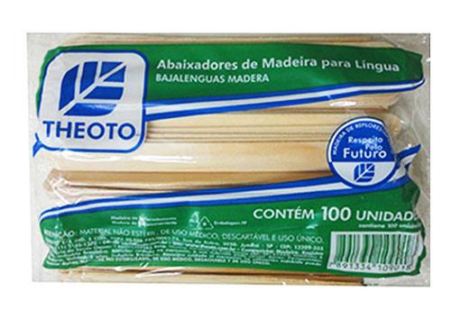 ABAIXADOR DE LINGUA C/100