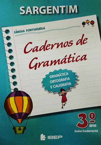 CADERNO DE GRAMATICA 3º ANO