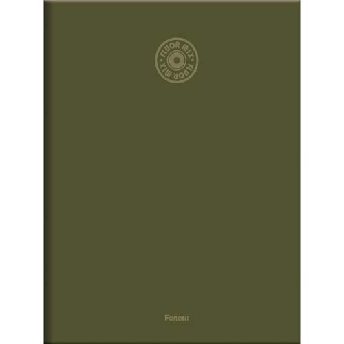 CADERNO UNIV.CD BROCHURA 80FLS FLUOR MIX 21