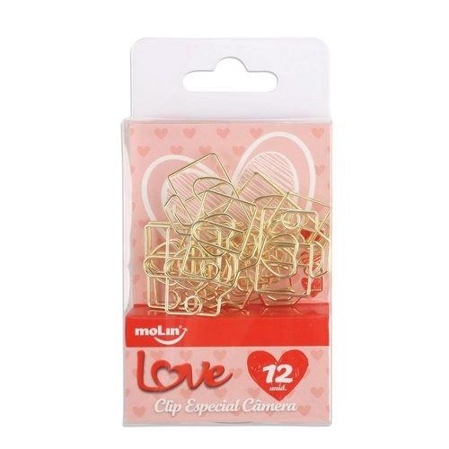 CLIPS LOVE HEART ESPECIAL CAMERA
