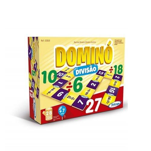 DOMINO DIVISAO C/ 28PÇ