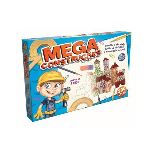 MEGA CONSTRUCOES C/200PÇ
