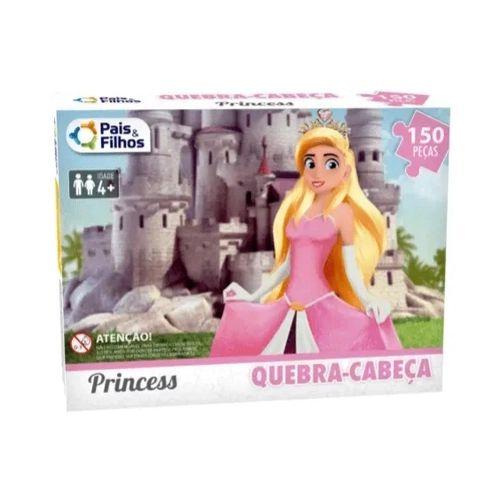 QUEBRA CABECA PRINCESAS 150PCS