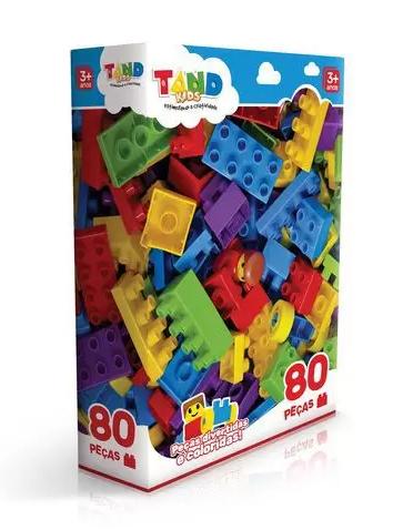 TAND KIDS CAIXA 80PCS
