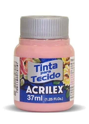 TINTA TECIDO FOSCA 37ML ROSE