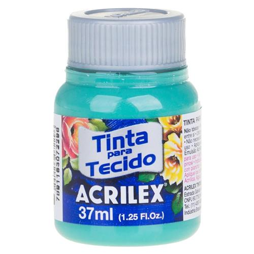 TINTA TECIDO FOSCA 37ML VERDE COUTR
