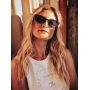 Óculos de Sol de Acetado com Bambu Antonieta