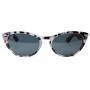 Óculos de Sol de Acetado com Madeira Antonieta Turtle