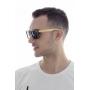 Óculos de Sol de Acetato com Bambu Maranzano New