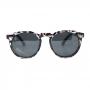 Óculos de Sol de Acetato com Madeira Bonventre Turtle