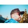 Óculos de Sol de Acetato com Madeira Bonventre Turtle Brown