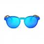 Óculos de Sol de Acetato com Madeira Tiana Blue