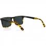 Óculos de Sol de Acetato e Madeira Barboza Turtle