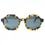 Óculos de Sol de Acetato e Madeira Maresca Turtle