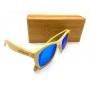 Óculos de Sol de Bambu Santorini