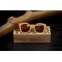 Óculos de Sol de Madeira Anastácia