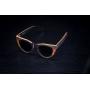 Óculos de Sol de Madeira Cítera