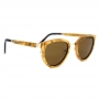 Óculos de Sol de Madeira e Metal Meyer