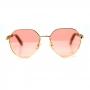 Óculos de Sol de Madeira e Metal Opal Pink II