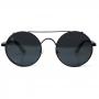 Óculos de Sol de Madeira e Metal Vito Black