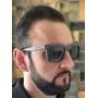 Óculos de Sol de Madeira Enoch Black