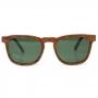 Óculos de Sol de Madeira John Red