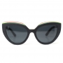 Óculos de Sol de Madeira Teca Black