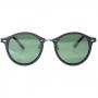 Óculos de Sol de Madeira The Chin Black