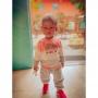 Óculos Infantil para proteção contra Luz Azul Gru Pink