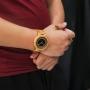 Relógio de Bambu Delos